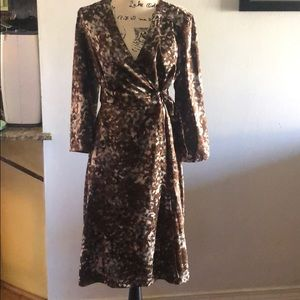 NWOT PROLOGUE WRAP DRESS